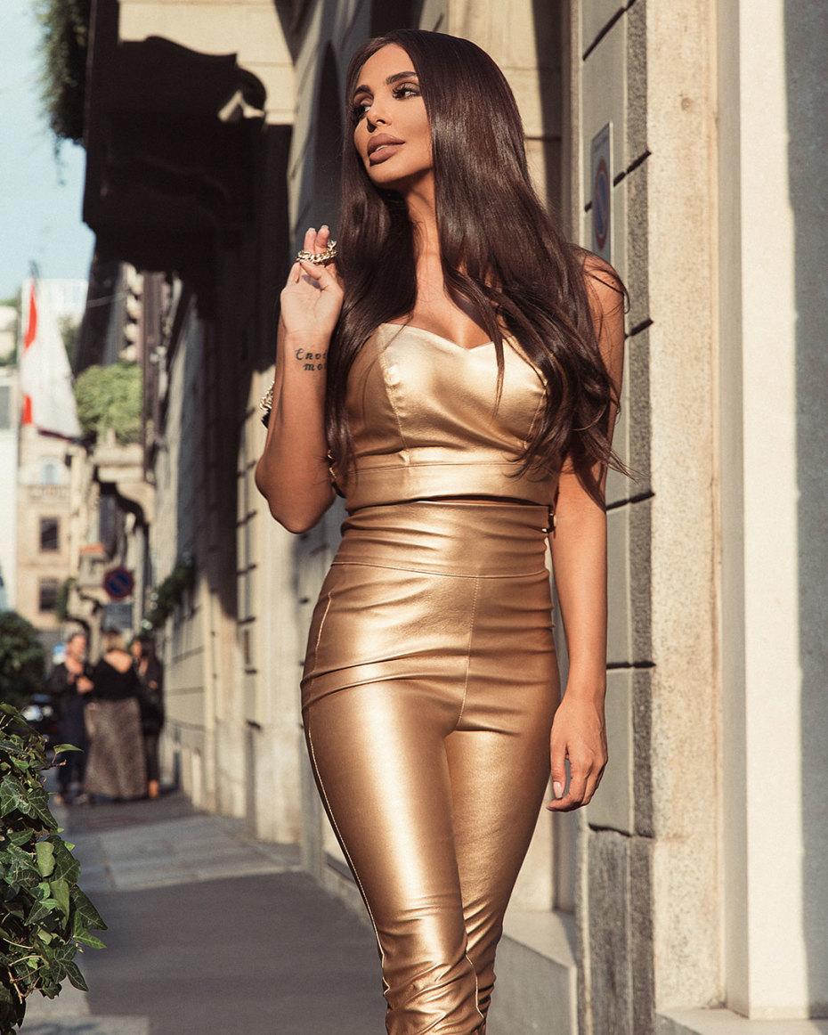 "{""bg"":""Златен кожен клин"",""en"":""Gold leather tights""}"